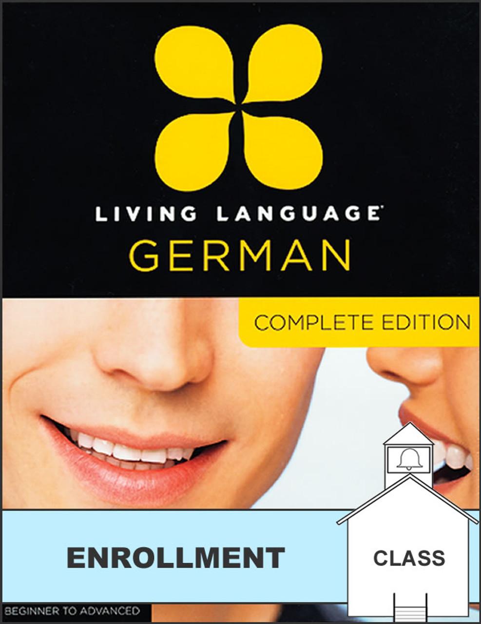 Living Language German: Complete Edition