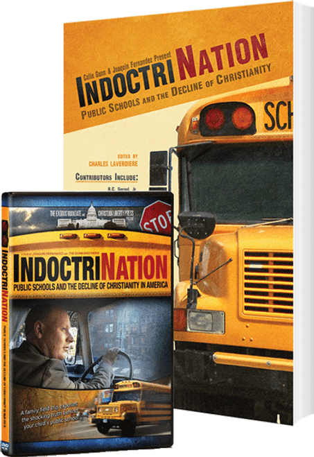 IndoctriNation Book and DVD set