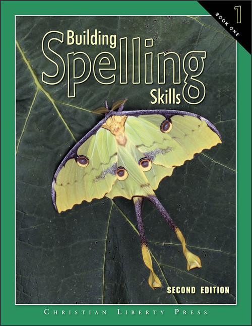 Building Spelling Skills: Book 1, 2nd edition