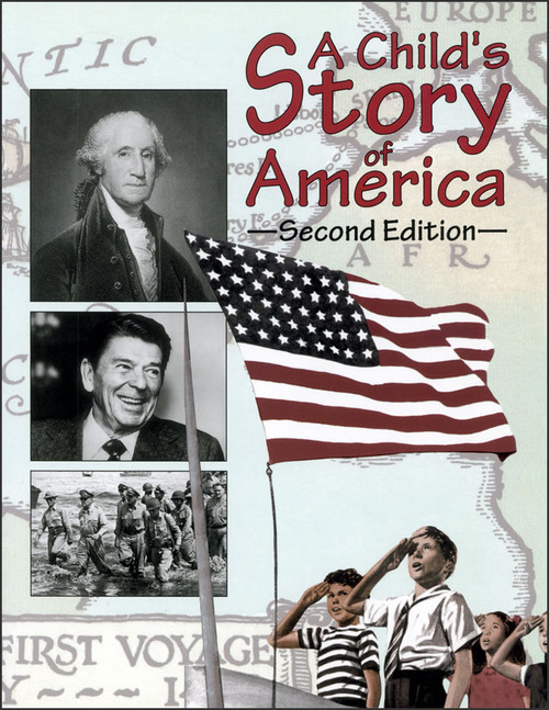 A Child's Story of America, 2nd edition