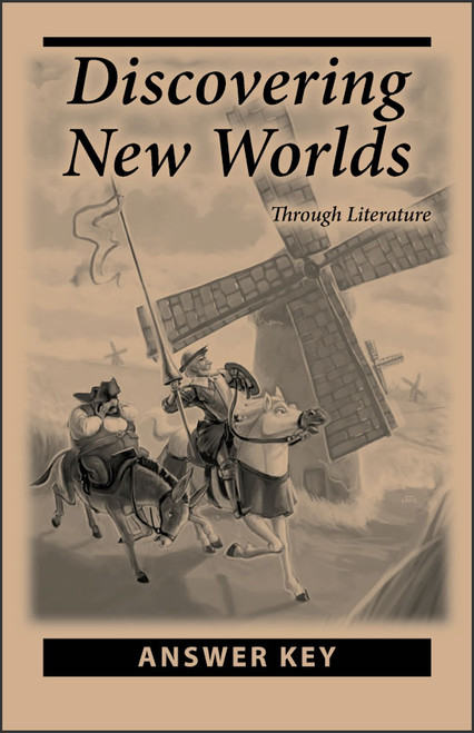 Discovering New Worlds Through Literature - Answer Key