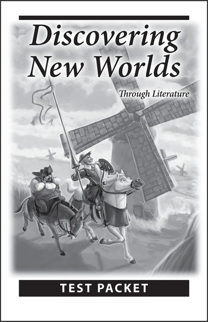 Discovering New Worlds Through Literature - Test Packet