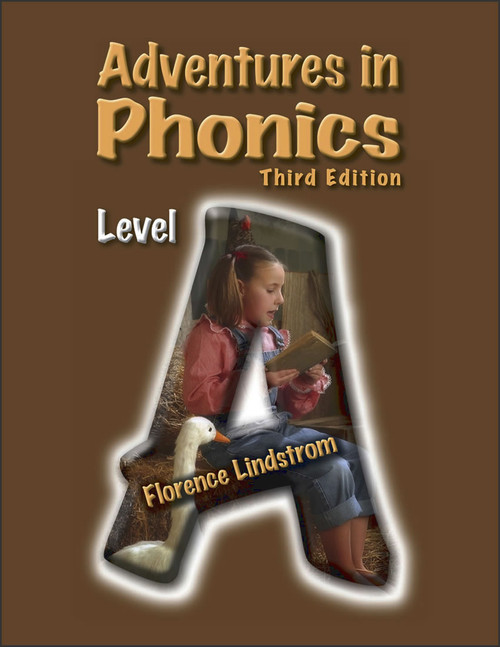 Adventures in Phonics: Level A, 3rd edition