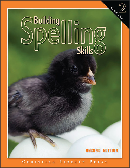 Building Spelling Skills: Book 2, 2nd edition