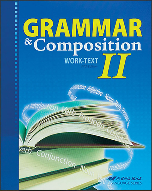 Grammar and Composition II, 5th edition