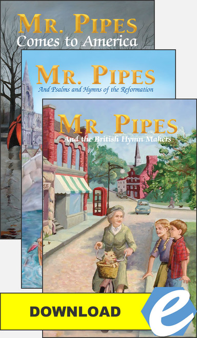 Mr. Pipes 3-Volume Collection - PDF Download