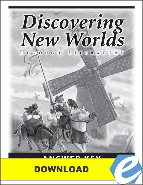 Discovering New Worlds Through Literature - Answer Key - PDF Download