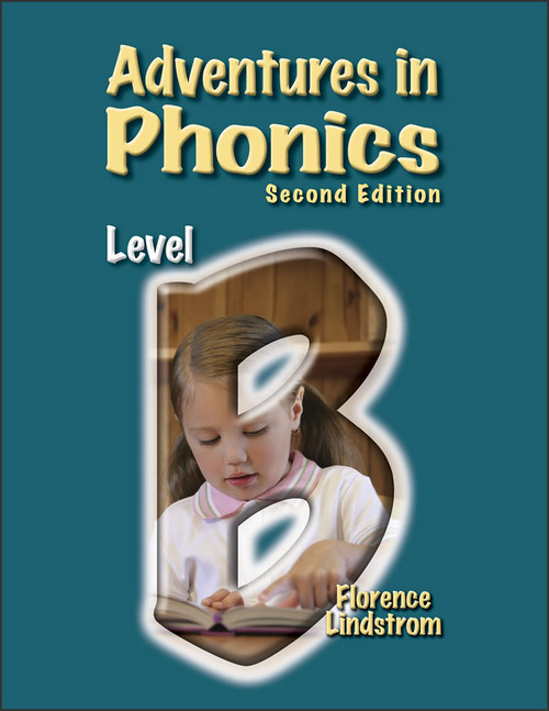 Adventures in Phonics: Level B, 2nd edition
