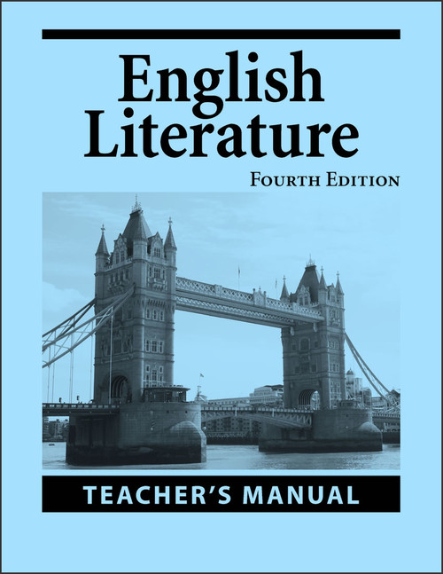 English Literature, 4th edition - Teacher's Manual