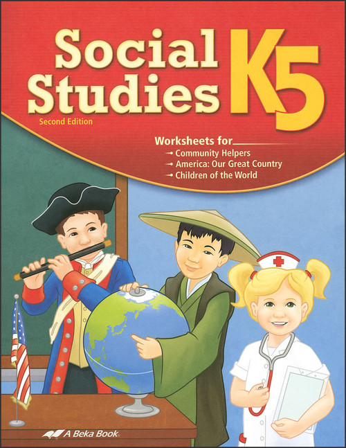 Social Studies K5, 2nd edition