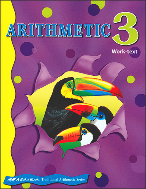 Arithmetic 3, 5th edition