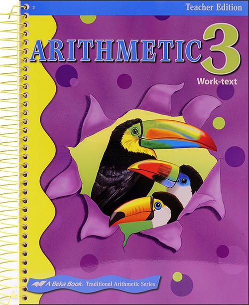 Arithmetic 3, 5th edition - Teacher Edition