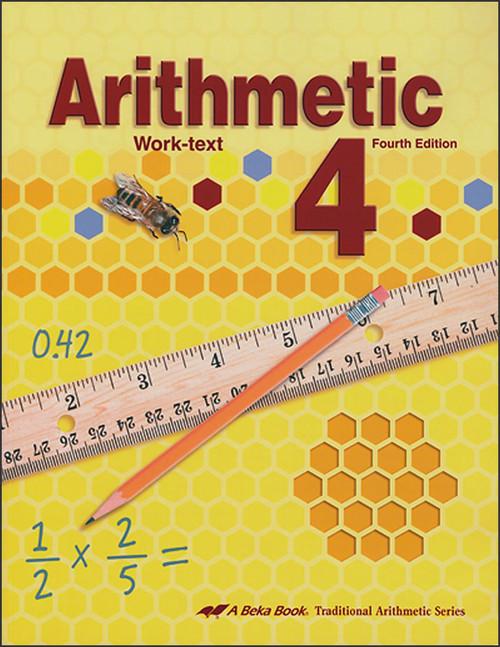 Arithmetic 4, 4th edition