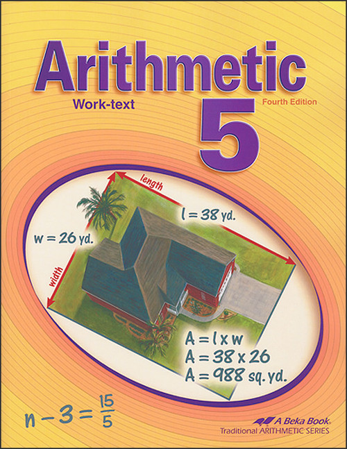 Arithmetic 5, 4th edition