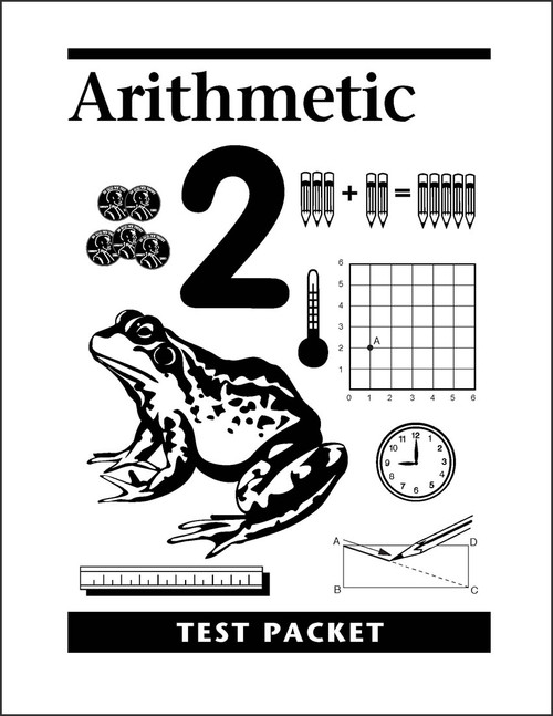 Arithmetic 2 - Test Packet