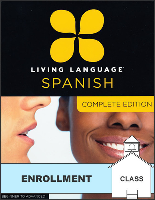 Living Language Spanish: Complete Edition
