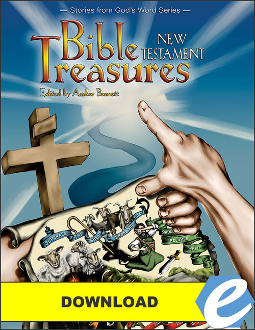 Bible Treasures: New Testament - PDF Download