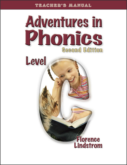 Adventures in Phonics: Level C, 2nd edition - Teacher's Manual