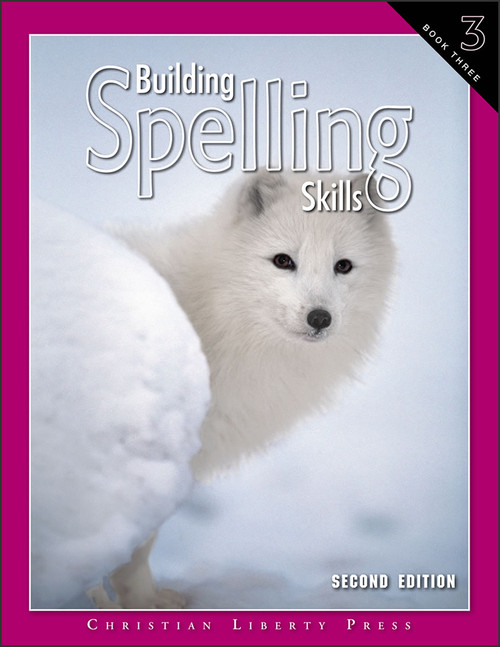 Building Spelling Skills: Book 3, 2nd edition