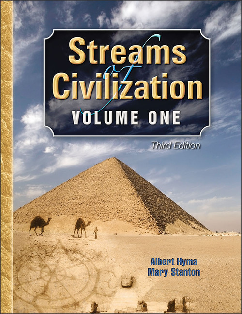 Streams of Civilization Volume One, 3rd edition