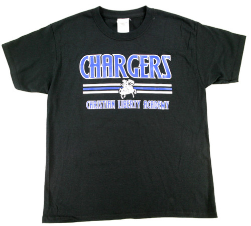 Black Adult T-shirt