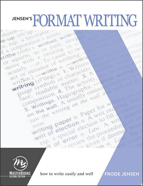 Jensen's Format Writing, 2nd edition