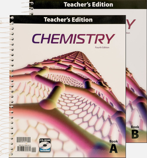 Chemistry, 4th edition - Teacher's Edition (2 volumes)