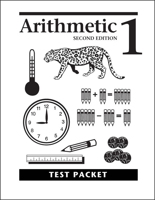 Arithmetic 1, 2nd edition - Test Packet