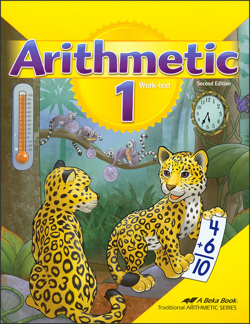 Arithmetic 1, 2nd edition