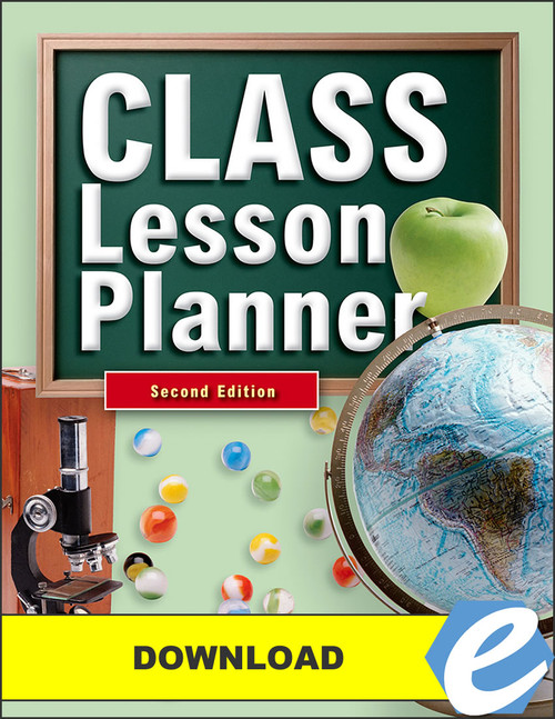 CLASS Lesson Planner, 2nd edition