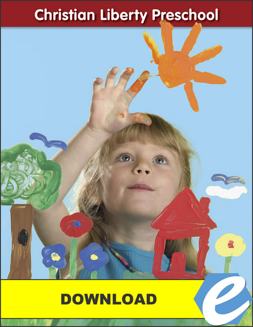 Christian Liberty Preschool Drill Book - PDF Download