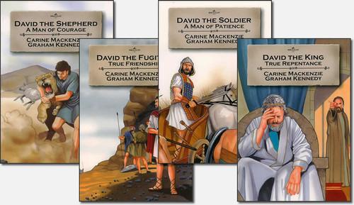 Bible Alive - Old Testament Set 1