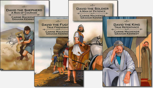 Bible Alive - Old Testament Set 1