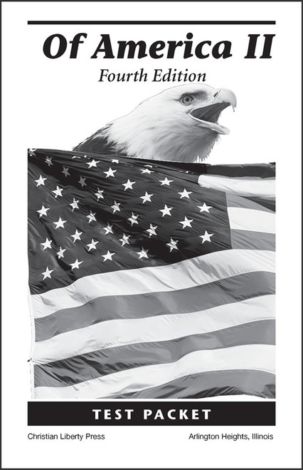 Of America II, 4th edition - Test Packet