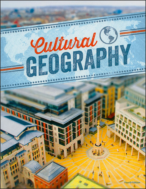 Cultural Geography, 4th edition