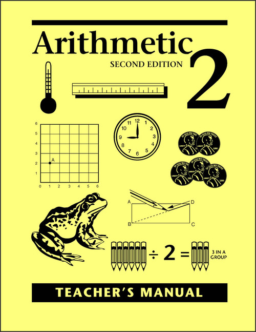 Arithmetic 2, 2nd edition - Teacher's Manual