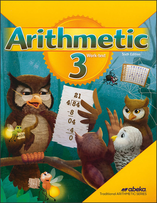 Arithmetic 3, 6th edition