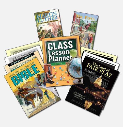 Family Education Supplement Kit - Grades 7-8