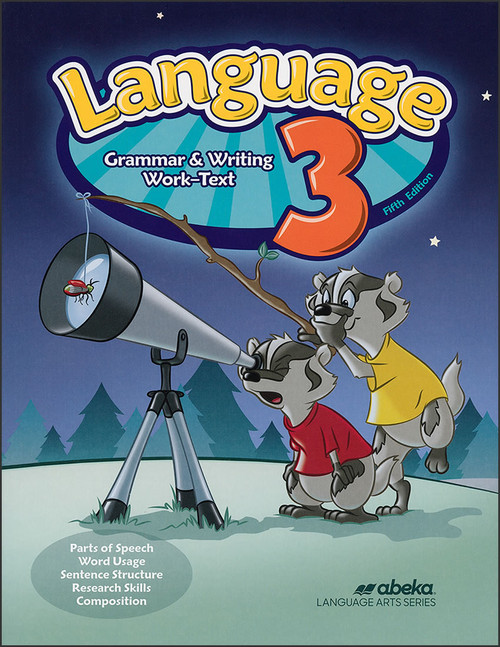 Language 3, 5th edition