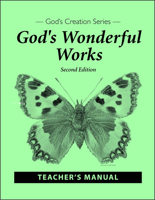 God's Wonderful Works, 2nd edition - Teacher's Manual
