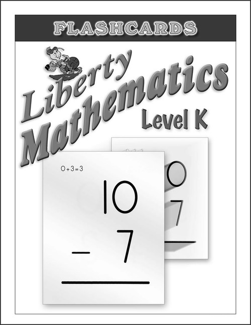 Liberty Mathematics: Level K - Flashcards