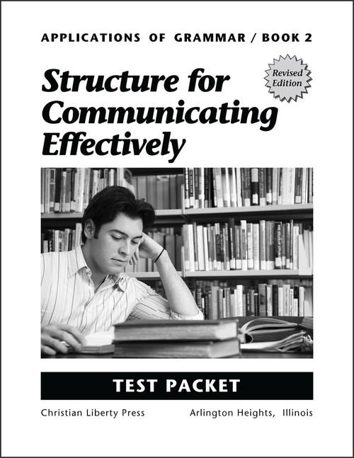 Applications of Grammar Book 2: Structure for Communicating Effectively