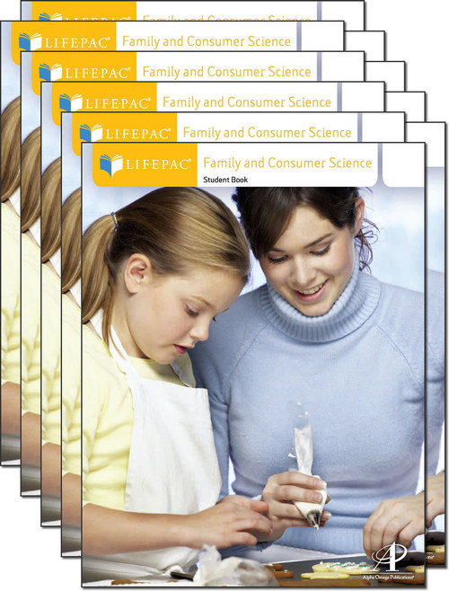 Family and Consumer Science Set