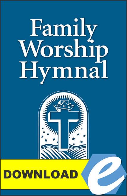 Family Worship Hymnal - PDF Download