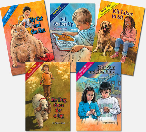 Christian Liberty Preschool Readers