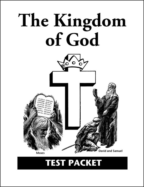 Kingdom of God - Test Packet
