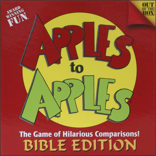 Apples to Apples - Bible Edition