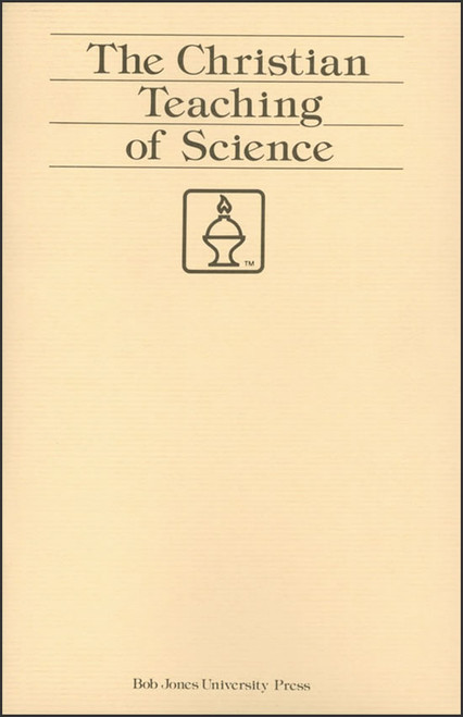 The Christian Teaching of Science