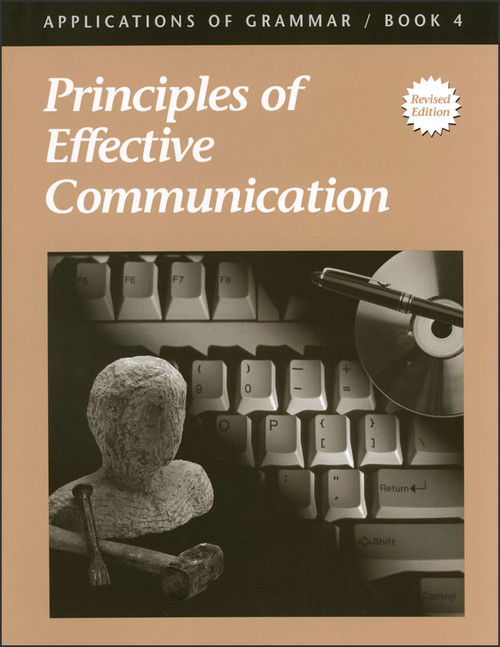 Applications of Grammar Book 4: Principles of Effective Communication
