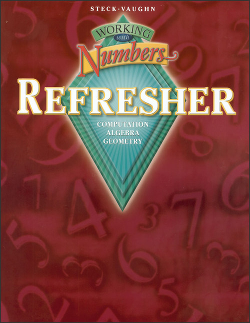 Working with Numbers: Refresher